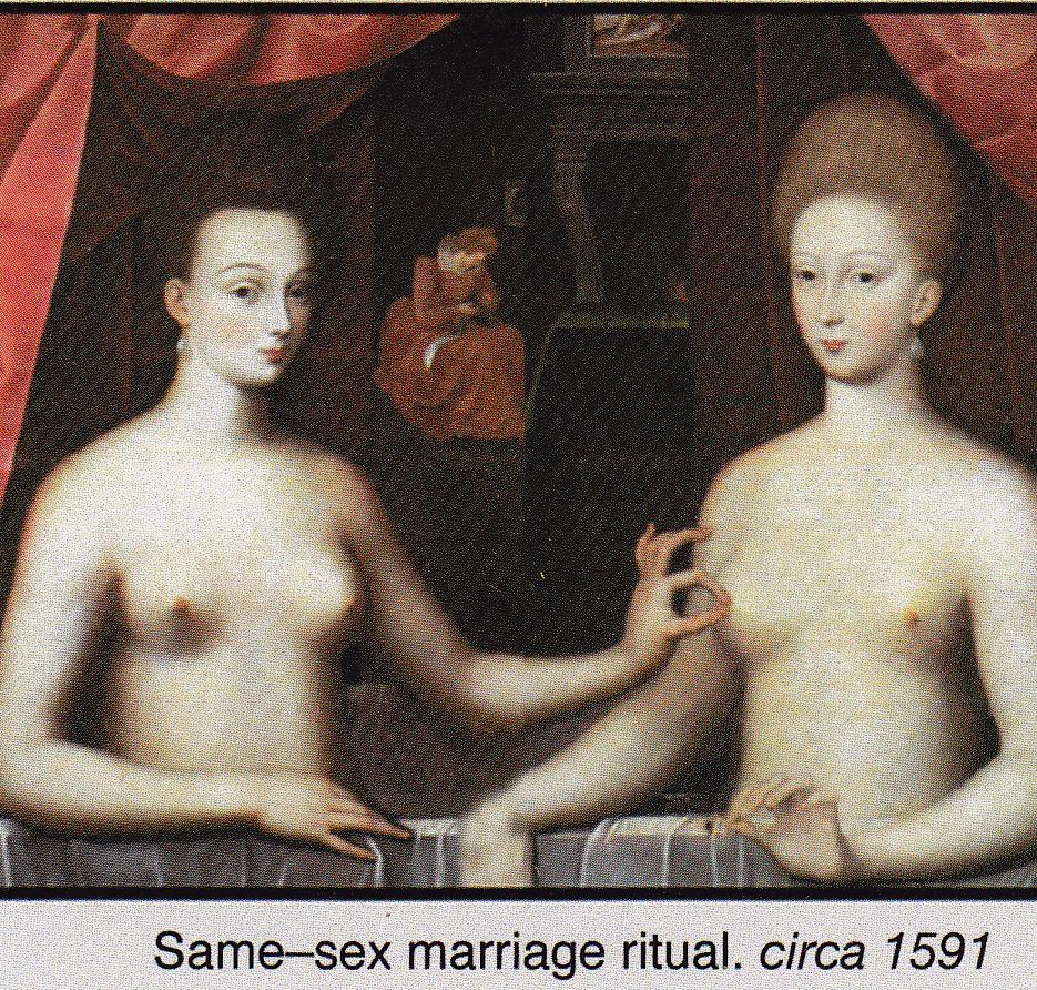 Same Sex Marriage Ritual