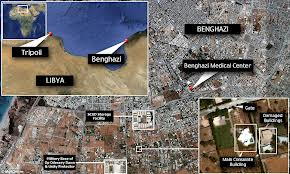 Benghazi map