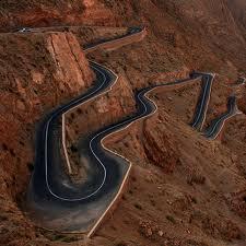 Winding Road...