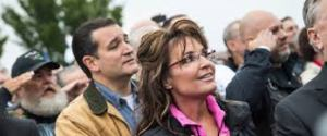 Palin Cruz Vet March