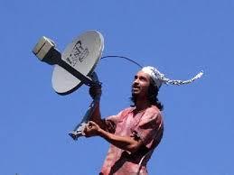Tin Foil Hat Guy