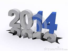 2014 pushing 2013