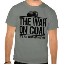 The War on Coal T-shirt