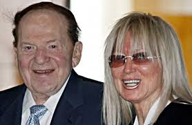 Sheldon and Miriam...