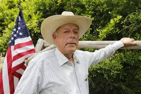 Cliven Bundy -- freedom is never having to follow the law.