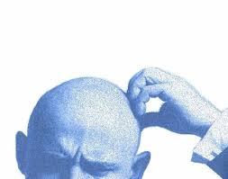 Scratching Head