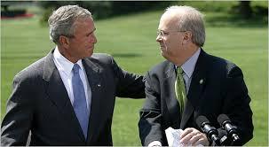 Bush and Rove