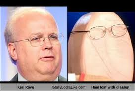 "Rove ""Glamour Shot"" on the right..."