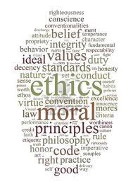 ethics moral principles