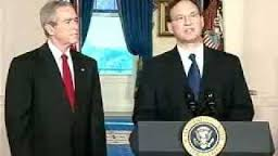 Alito and Bush
