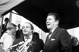 Jim Brady and The Reagan