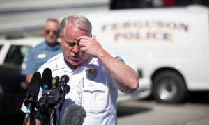 Thomas Jackson, Police Chief of Ferguson, MO