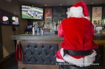 Santa-bar