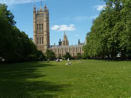 Westminster Palace Garden