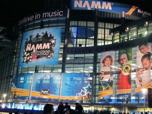 Welcome to NAMM!