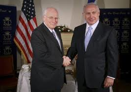 Cheney and Netanyahu