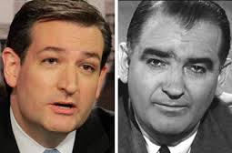 Ted Cruz and Joe McCarthy