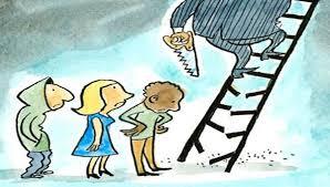 Social mobility ladder