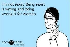 For women...