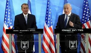 Boehner and Netanyahu