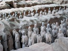 Chinese Stone Soldiers