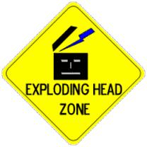 Exploding Head Zone
