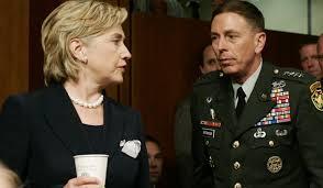 Hillary and Petraeus
