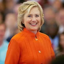 Hillary in Las Vegas