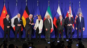 Iran deal 2015