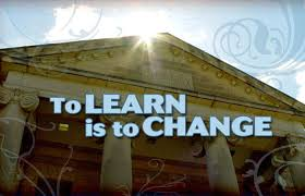 To learn is to change
