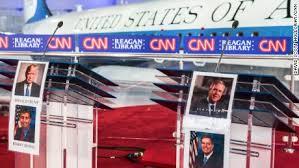 CNN Libary Debate