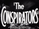 Conspirators_TCM poster