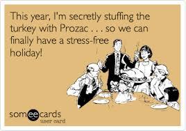 Prozac stuffing