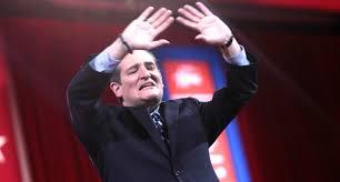 hands up Cruz