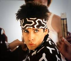 Derek Zoolander or Paul Ryan in workout gear...