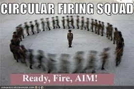 Circular Firing Squad