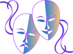 comedy_drama masks 2