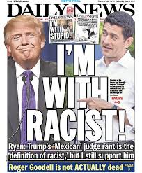 I'm with racist 2