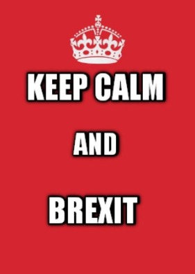 Keep Calm Brexit