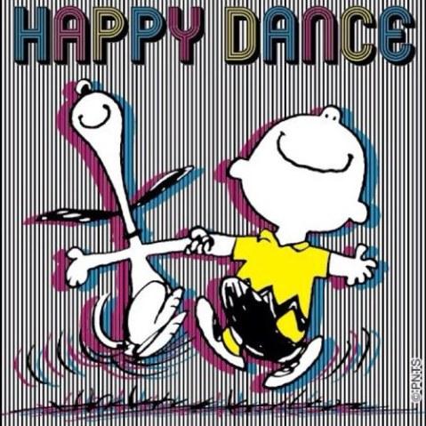 Snoopy CB dance