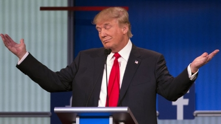 Trump shrug-2