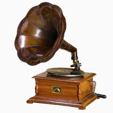 victrola player
