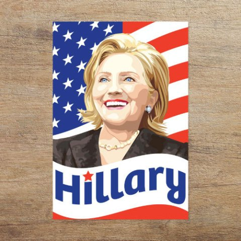 hillary-poster