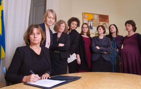 Swedish Deputy PM